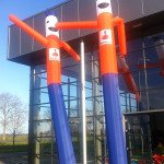 Skydancer inflatable reclame - Rabobank